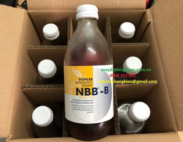 Vi sinh kiểm tra vi khuẩn trong rượu bia NBB-B