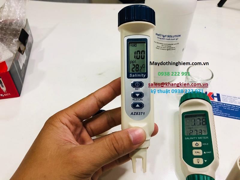 Cách nhận biết chất lượng của thiết bị đo độ mặn