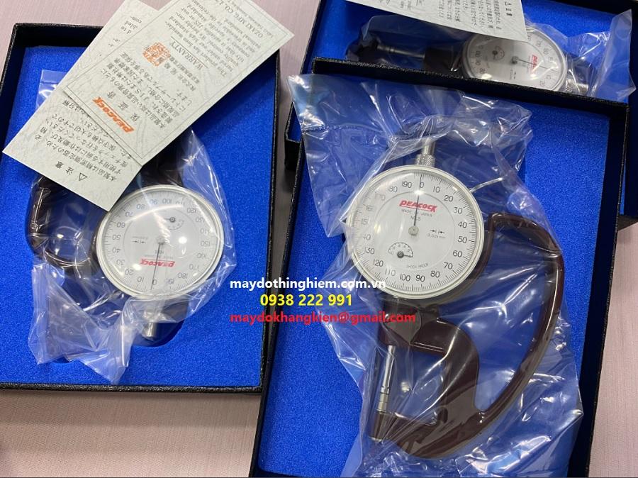 Đồng hồ đo độ dày Peacock G-6 - 0938222991.jpg