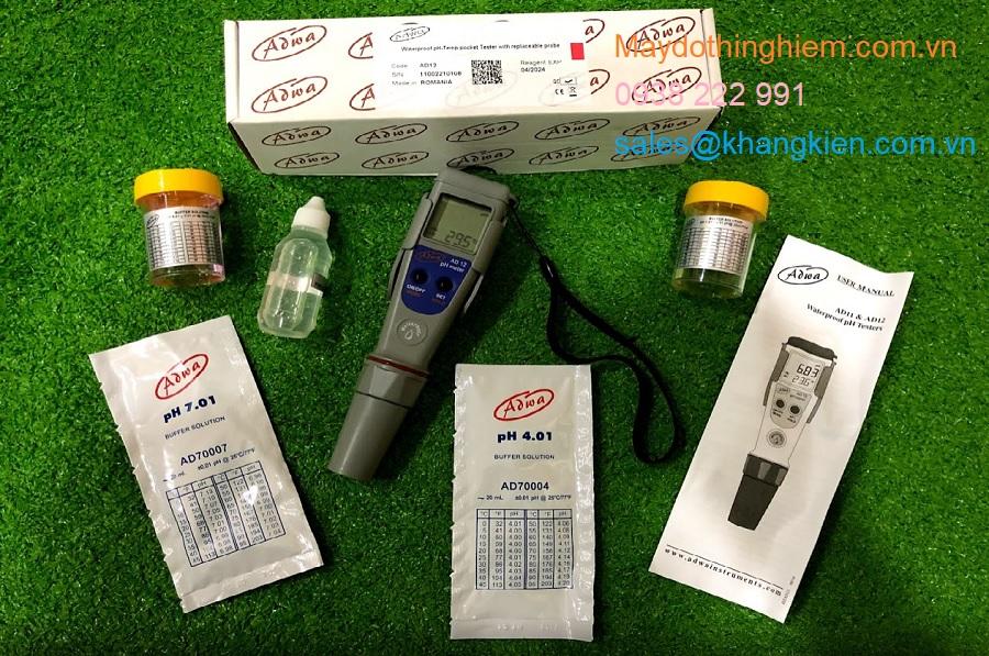 Bút đo pH AD12 hữu ích như thế nào