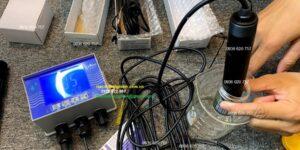Cách sử dụng máy đo Online PCW 3000A Đo pH, TDS, DO, SALT, Cond.jpg