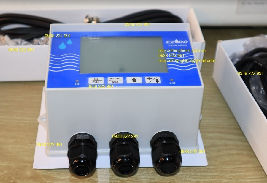 Máy đo điện tử PCW 3000A được nhiều doanh nghiệp tin cậy
