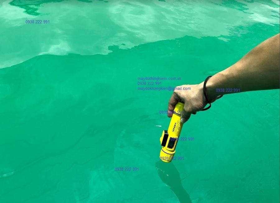 Máy đo độ sâu Hondex PS-7 vì sao được lựa chọn nhiều tại hồ