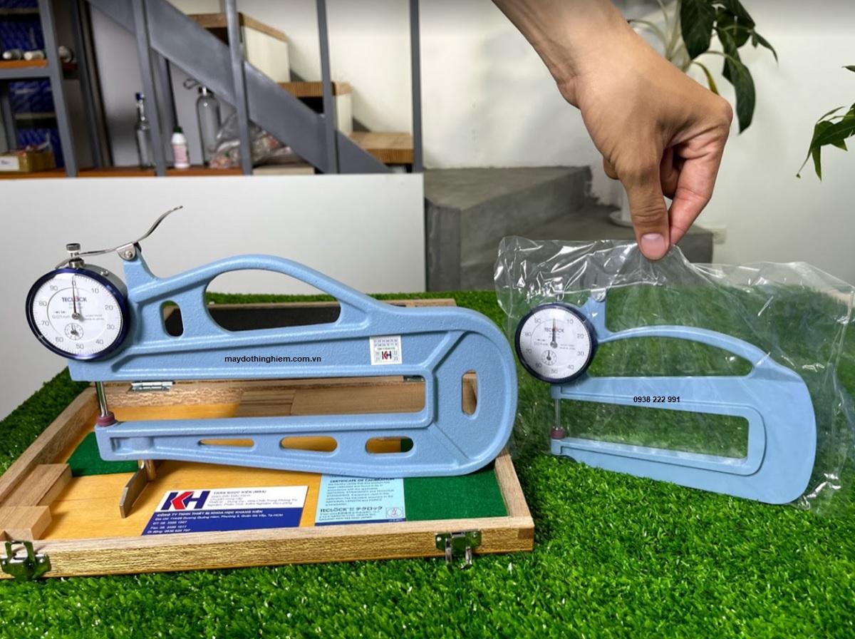 Thích hợp để đo độ dày và đường kính của kim loại trên SM-125 và SM-114