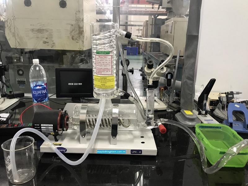 Hướng dẫn sử dụng máy cất nước một lần Lasany LPH-4